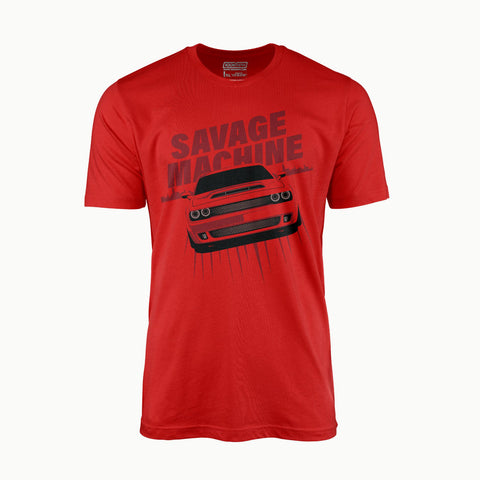 SAVAGE MACHINE | T-SHIRT
