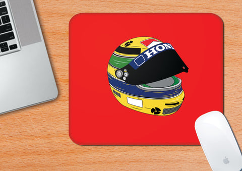 Champions Helmet | Mouse Pad