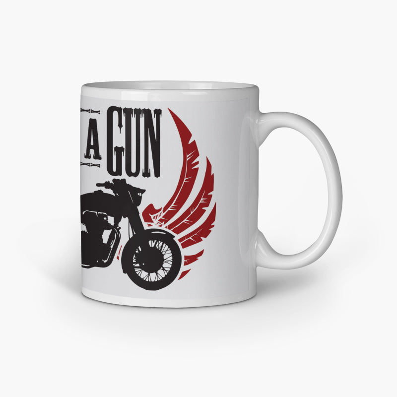 Son Of A Gun | Coffee Mug