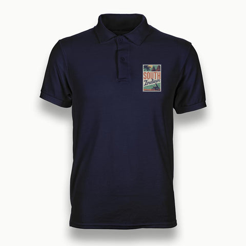 SOUTH INDIAN | POLO T-SHIRT