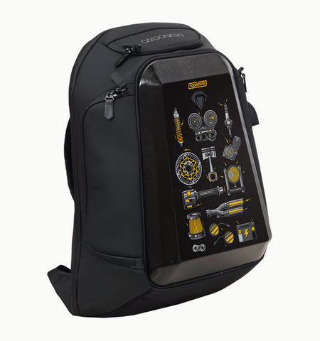 SPARES | Carbonado-Backpack