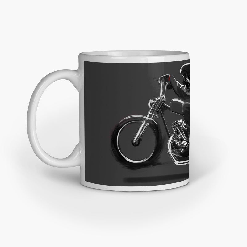 Spirit Of The Biker | Coffee Mug