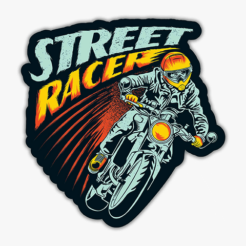 Street Racer | Sticker