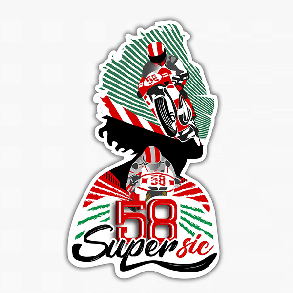 Supersic | Sticker