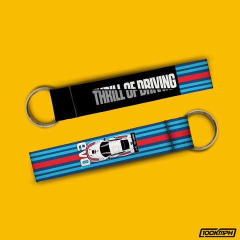 Thrill of Driving-Send It-Evo India | Keychain
