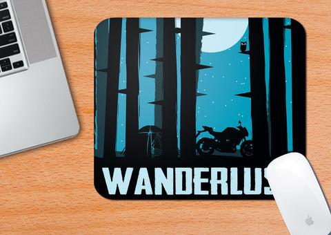 Wanderlust | Mouse Pad