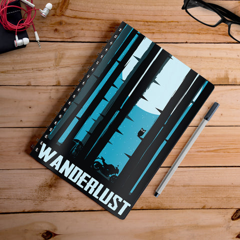 Wanderlust | Notebook