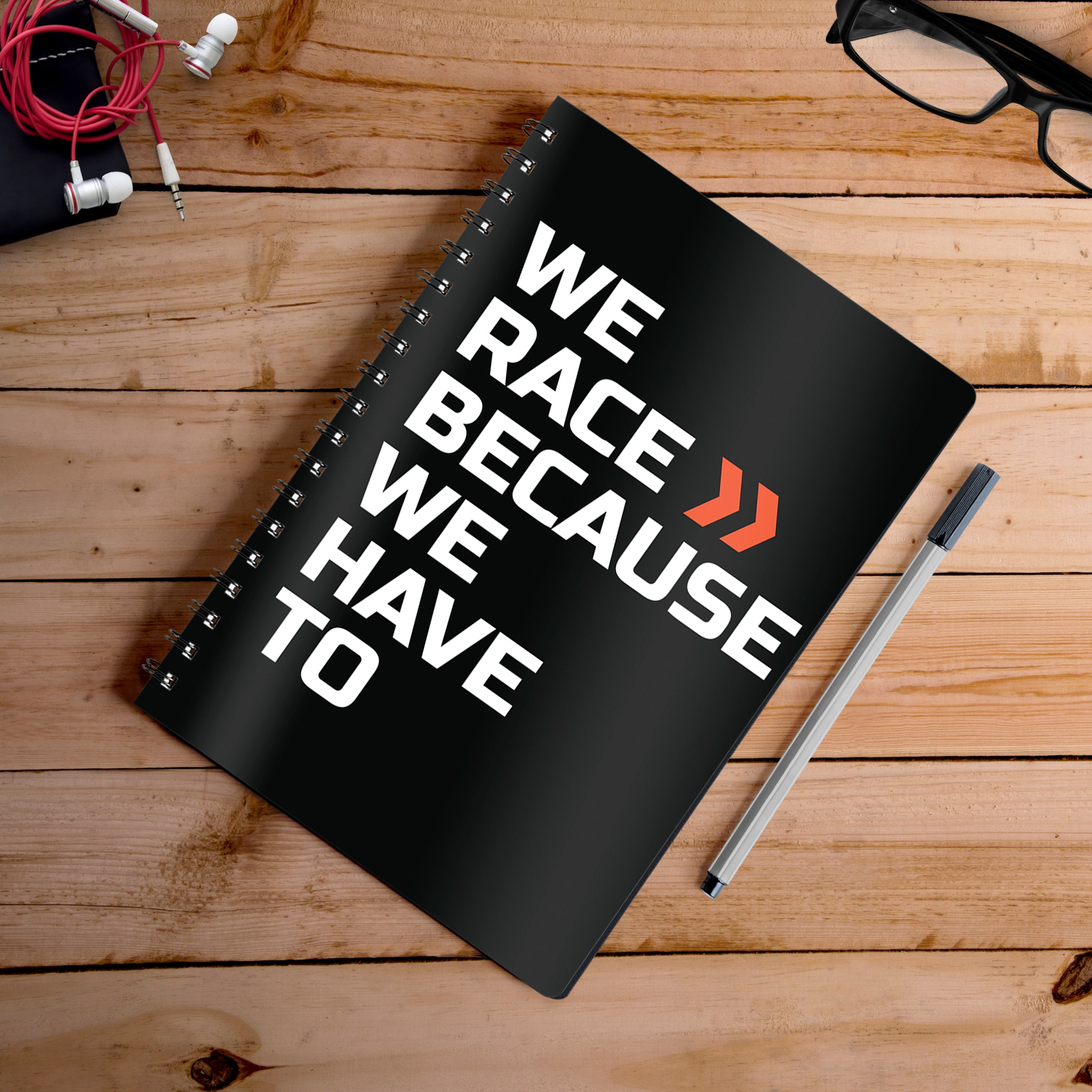 Buy-We-Race-Notebook | 100kmph