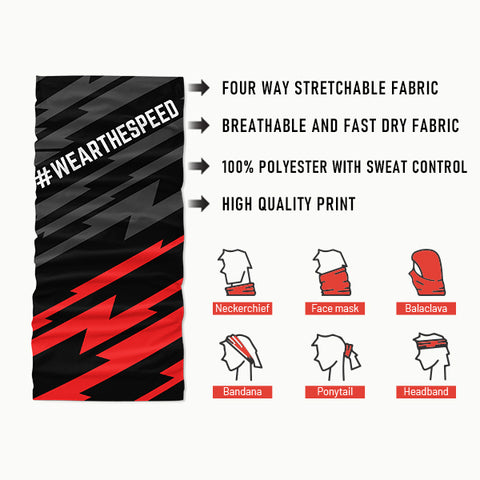 #wearthespeed | Bandana