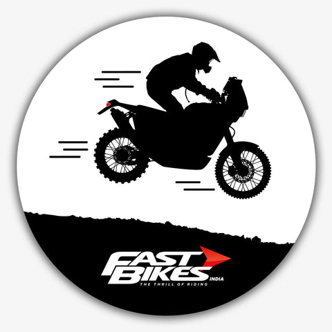 Adventure Tourer-Fast Bikes India | Sticker