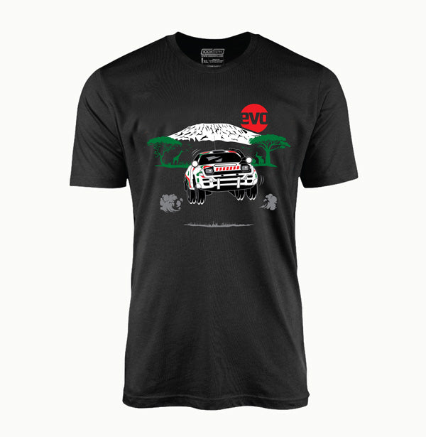 DESERT RALLY - EVO INDIA | T-SHIRT
