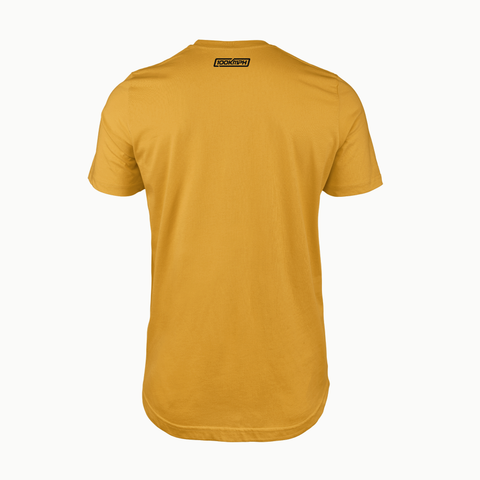 Solid Yellow | T-Shirt