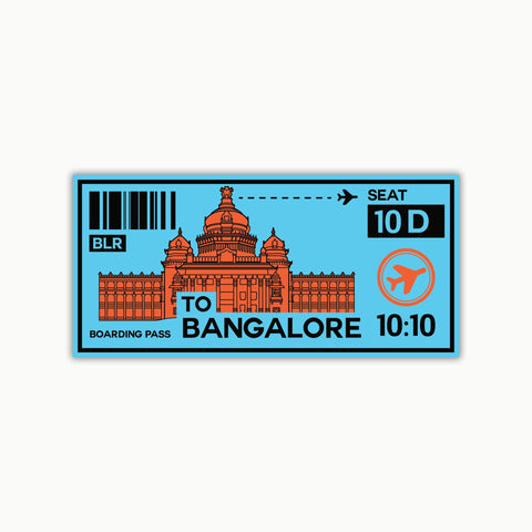 BANGALORE | STICKER