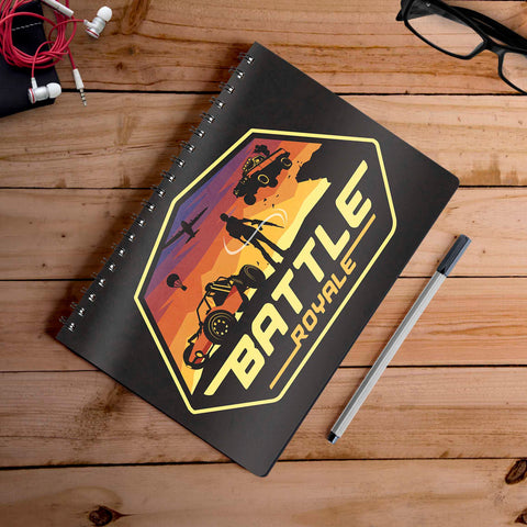Battle Royale | Notebook