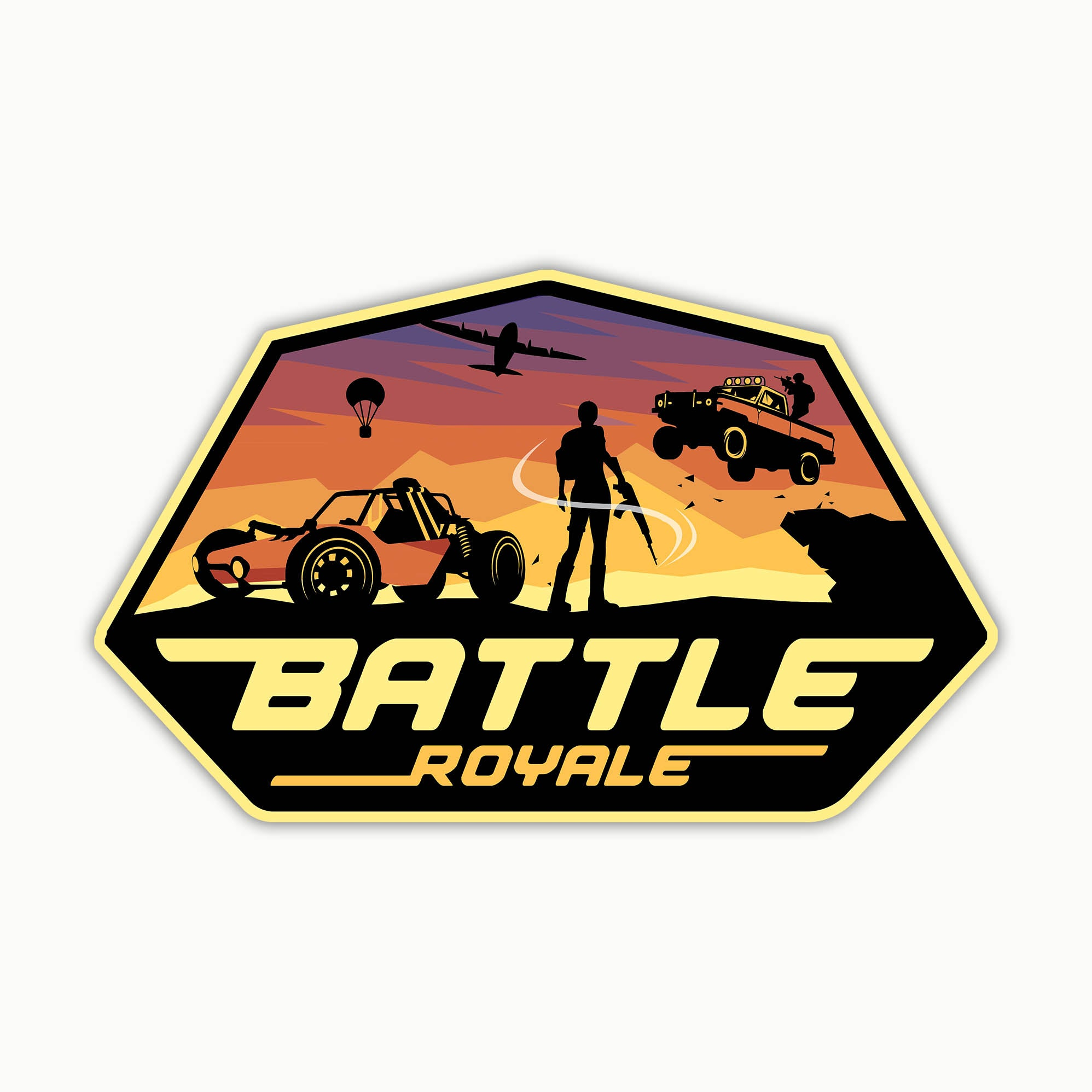 Battle Royale | Sticker