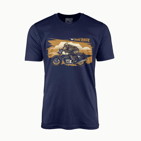 Big Bang Biker -Interceptor | T-Shirt
