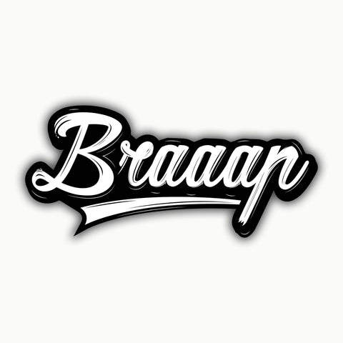 Braaap | Sticker