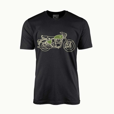 I-Ride Classic | T-Shirt + Sticker + Keychain