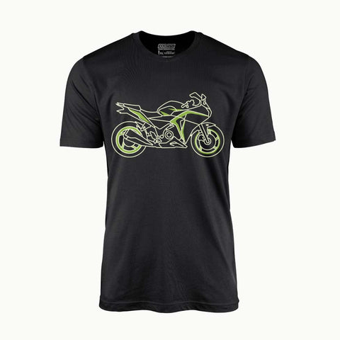 I-Ride 250 | T-Shirt + Sticker + Keychain