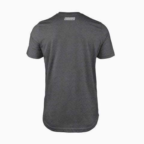 Solid Charcoal | T-Shirt