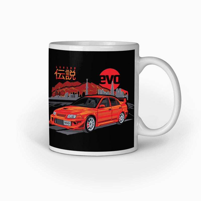 Evolution-Evo India | Coffee Mug