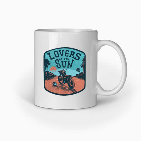 Lovers of the Sun | Coffee Mug