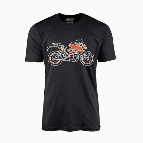 I-Ride 390 | T-Shirt + Sticker + Keychain