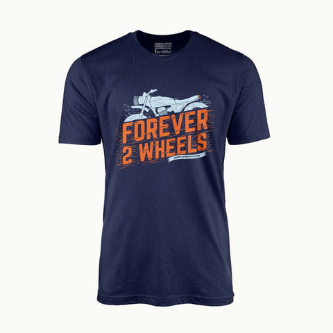 Forever 2 Wheels | T-Shirt