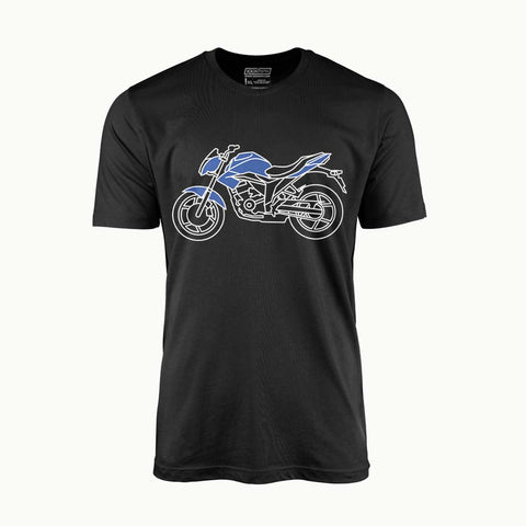 I-Ride GIXR Street | T-Shirt + Sticker + Keychain