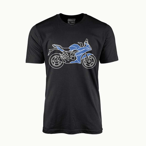 I-Ride GIXR | T-Shirt + Sticker + Keychain