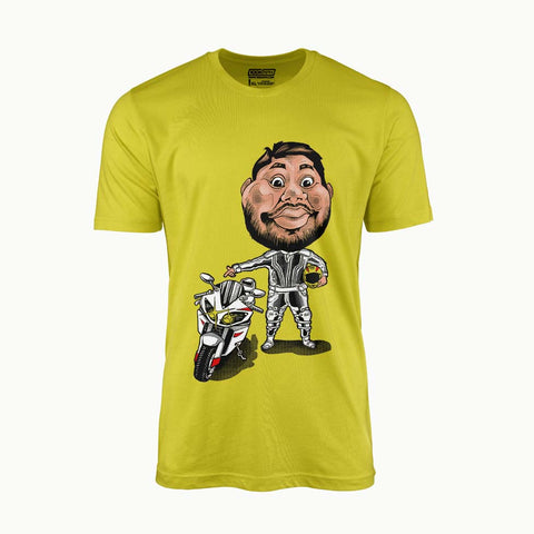Biker Harsha | T-Shirt