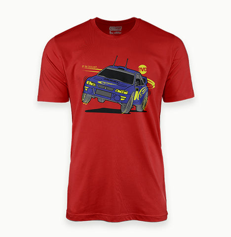 IF IN DOUBT - EVO INDIA | T-SHIRT
