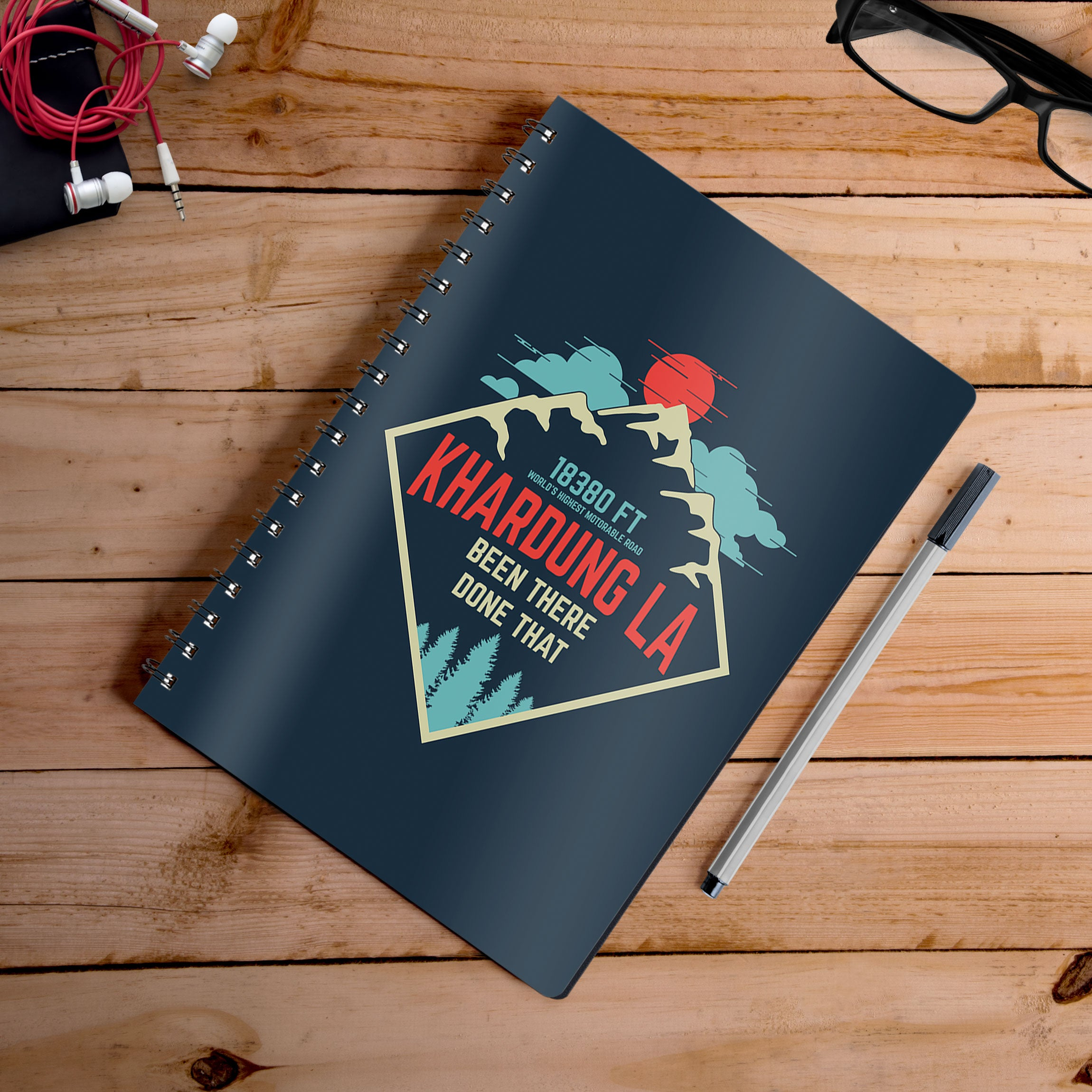 Khardungla  | Notebook
