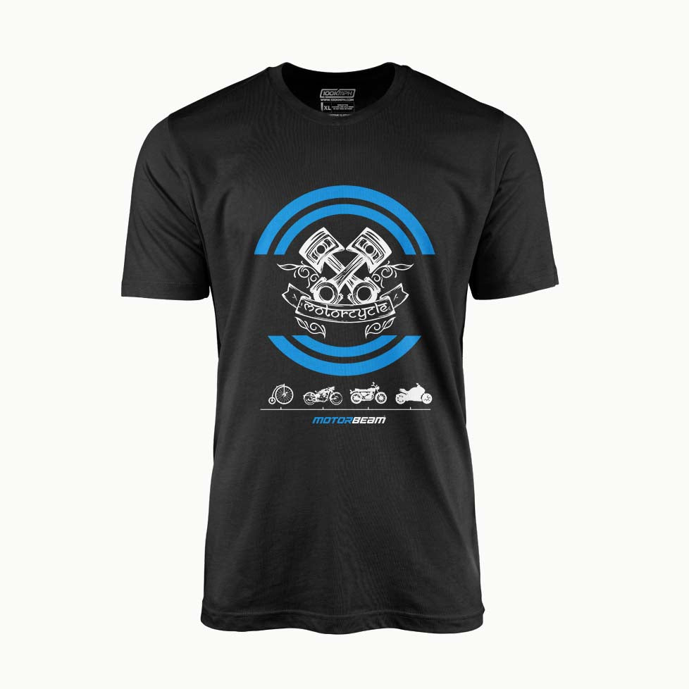 MotorBeam-Bike Evolution | T-Shirt