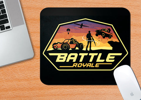 Battle Royale | Mouse Pad