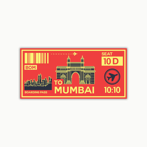 MUMBAI | STICKER