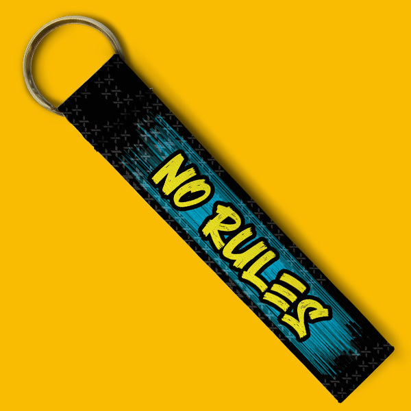 No Rules. No Limits | Keychain