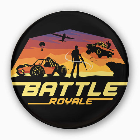 Battle Royale | Badge