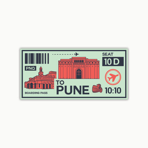 PUNE | STICKER
