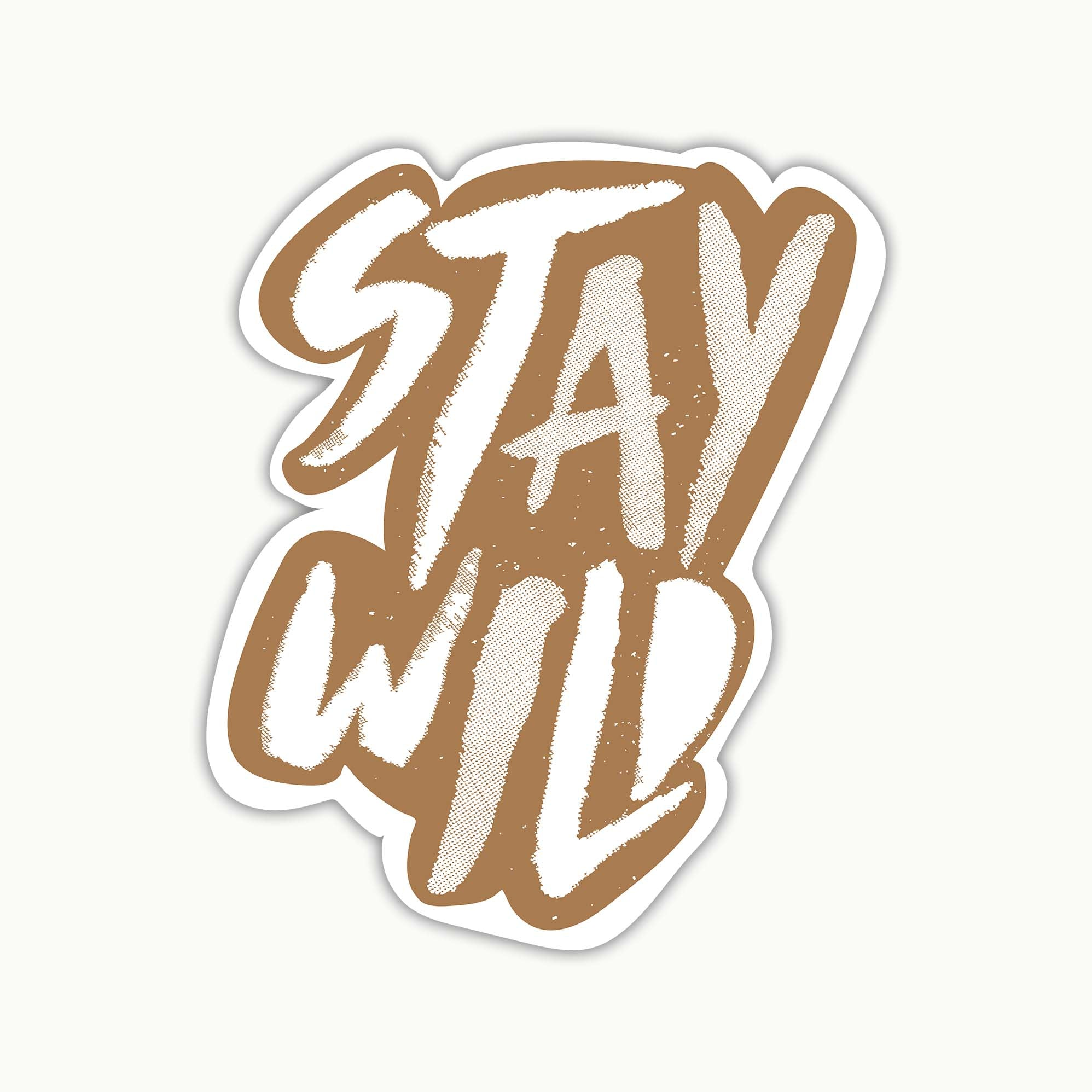 Stay Wild | Sticker