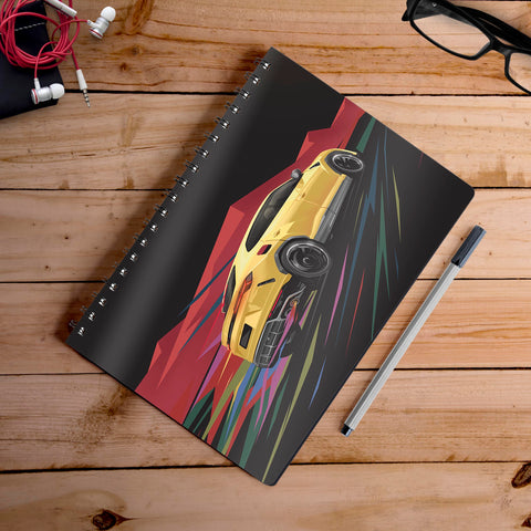 The Raging Bull | Notebook