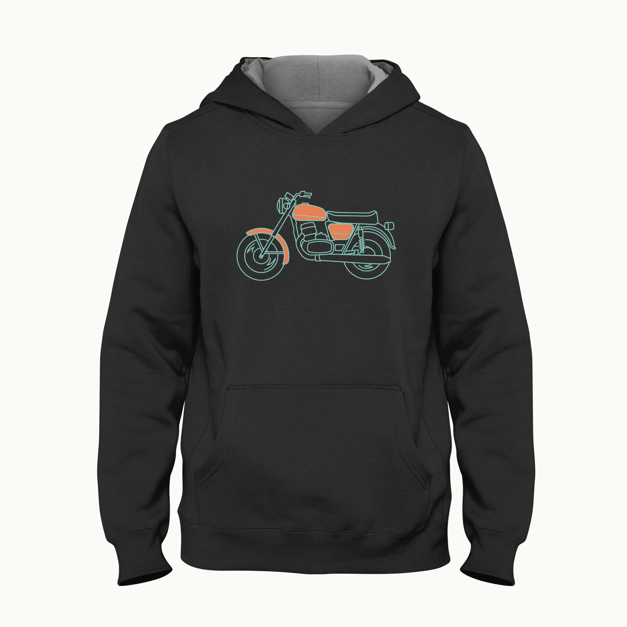 I-Ride Road King | Hoodie (Black)