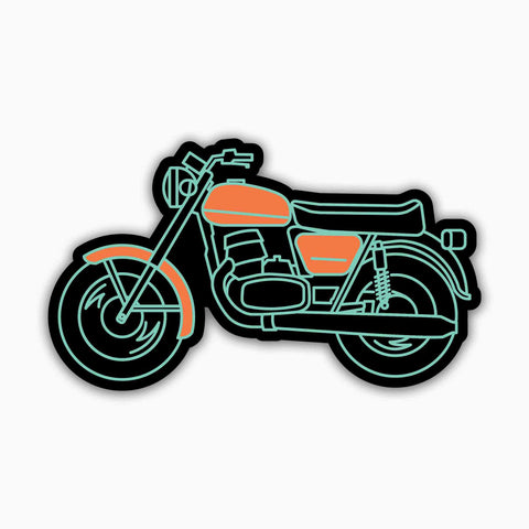 I-Ride Road King | T-Shirt + Sticker + Keychain