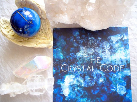 The Crystal Code CD