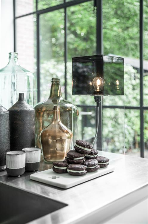 Interiors Inspiration: How To Decorate With Oversized Glass Bottles