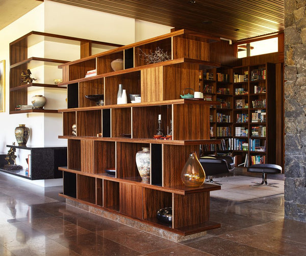bookcase room partition