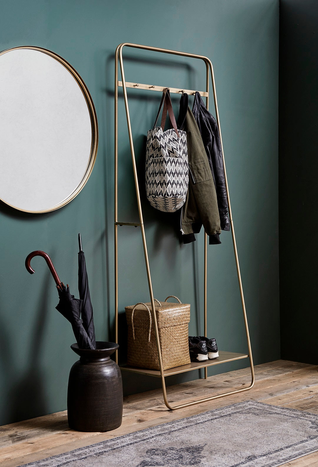 INTERIORS INSPIRATION: fIVE WAYS TO DECORATE WITH GREEN