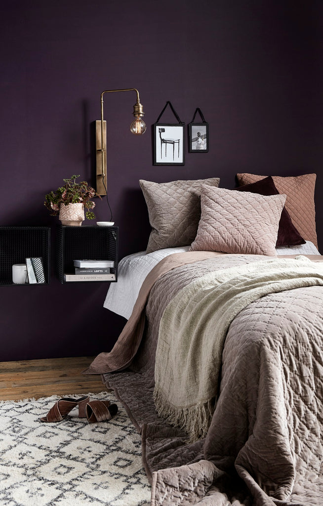 Interiors Inspiration: Five Ways to Spice Up Your Bedroom Decor