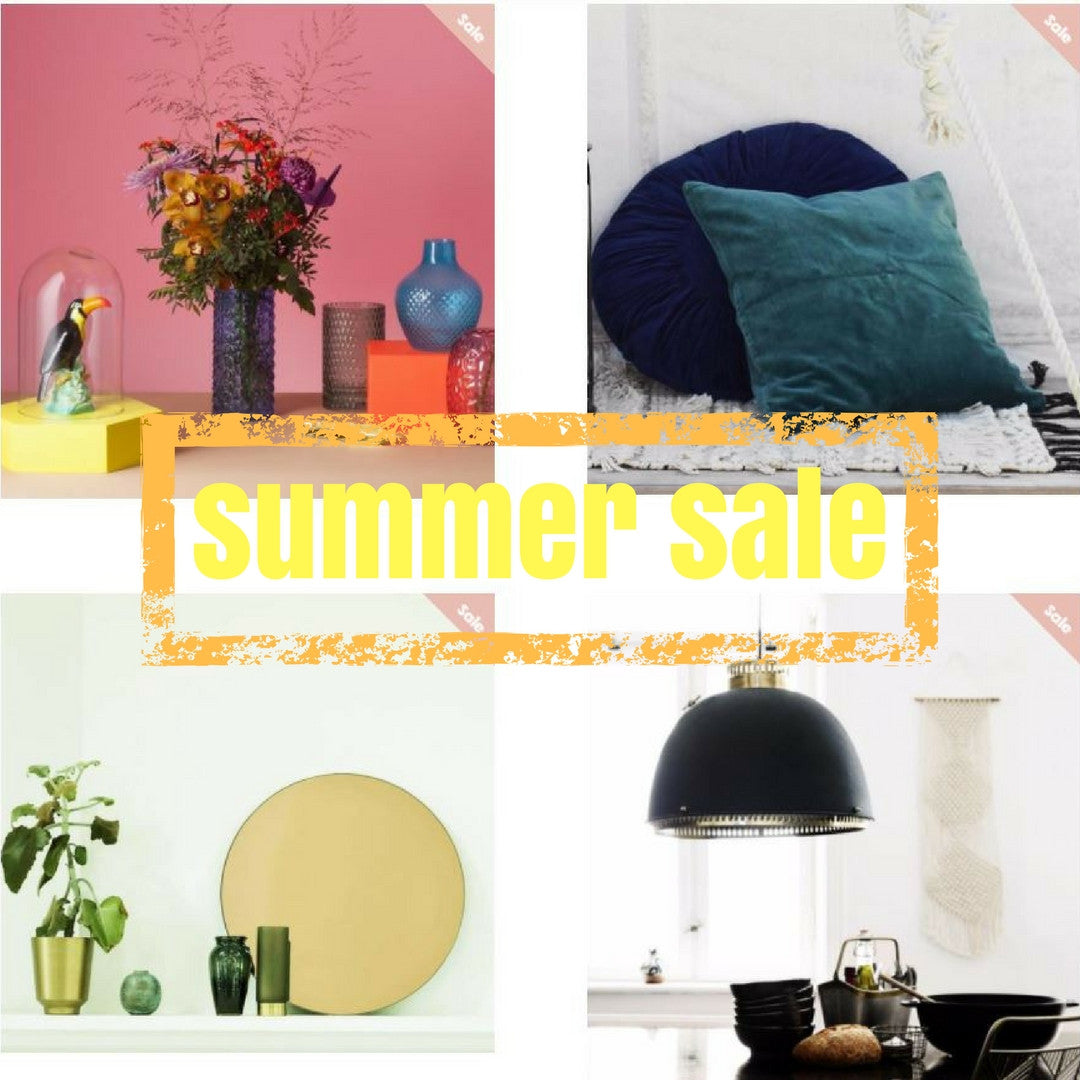 Home Lust Concept Store summer sale Ireland
