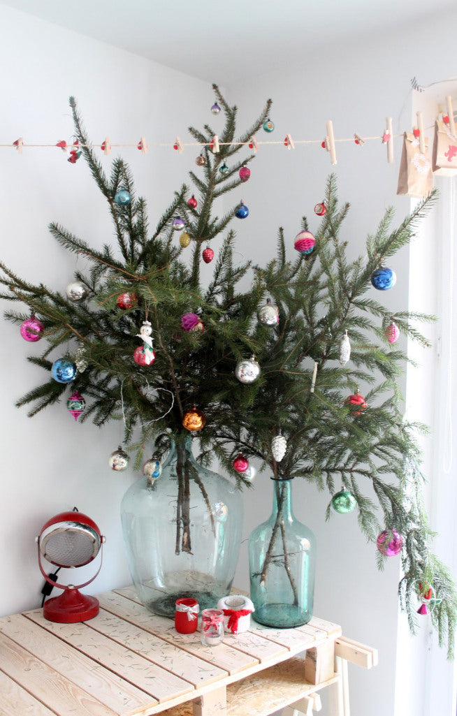 Christmas Inspiration: 7 Ways To Use Tree Trimmings